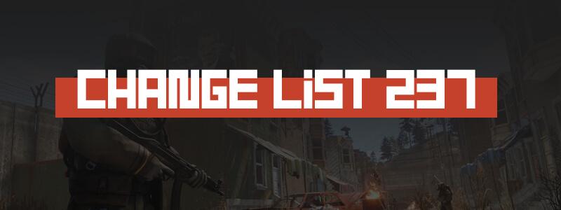 Rust Change list 237