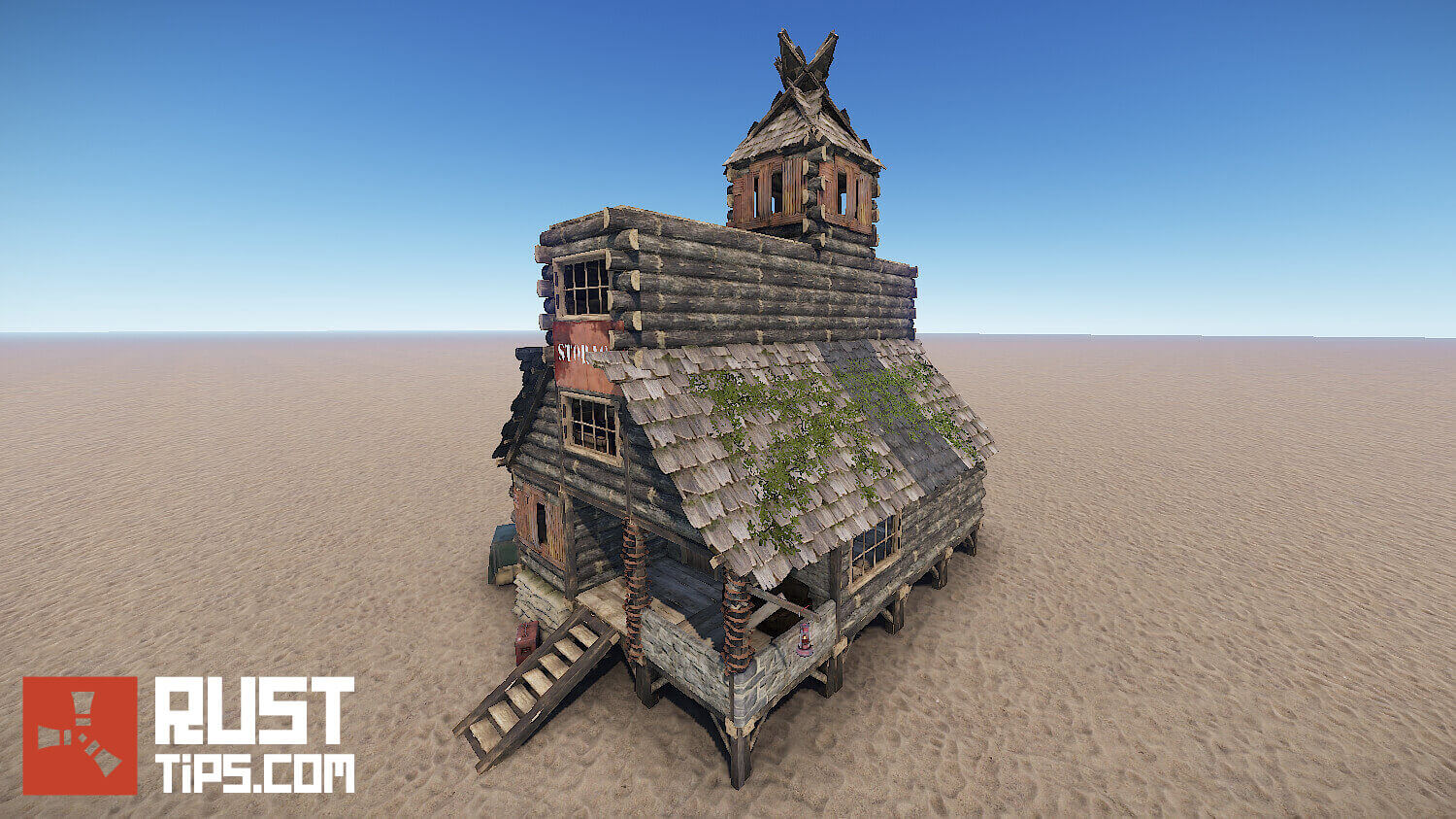 Rust Guides | Aladeen's Storage | Free download