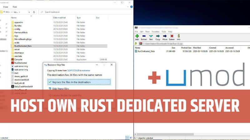Rust Dedicated Server