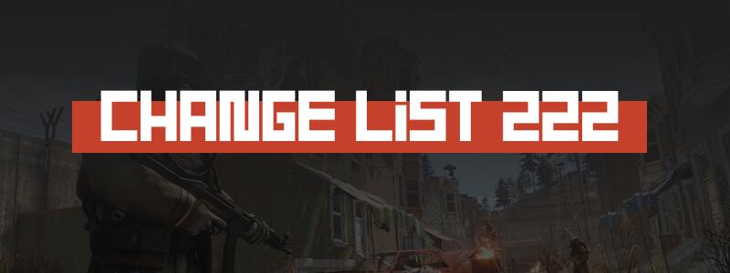 Rust Change list 222
