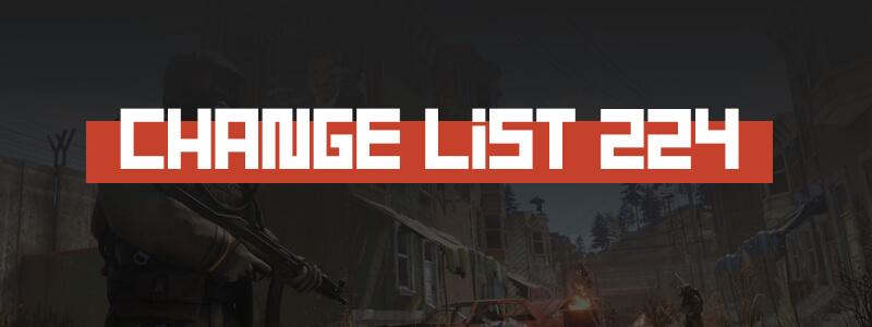 Rust Change list 224