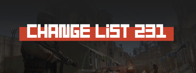 Rust Change list 231