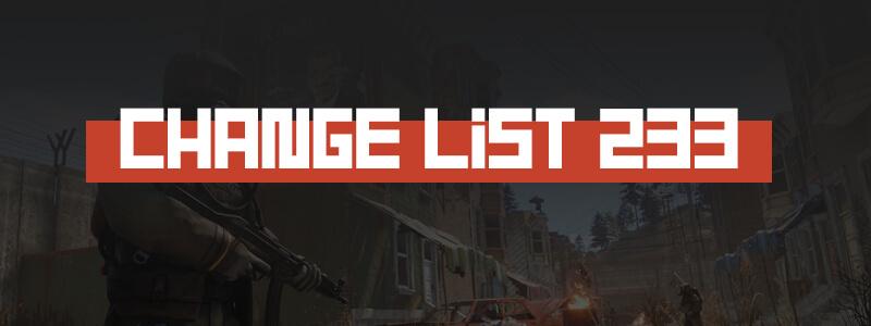 Rust Change list 233