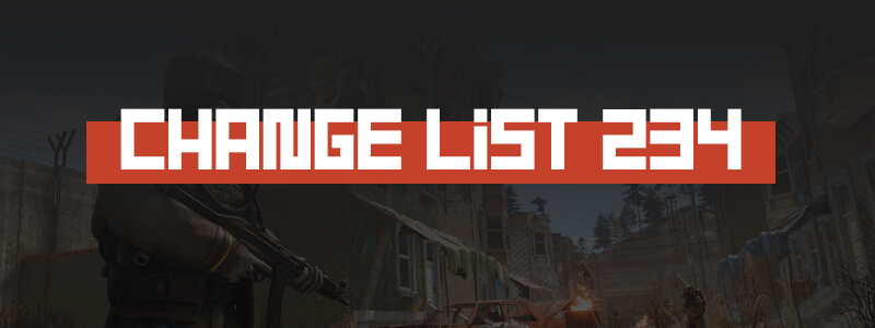 Rust Change list 234
