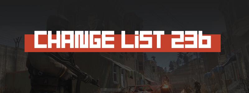 Rust Change list 236