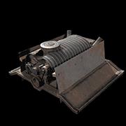 Engine Vehicle Module
