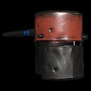 Heavy Plate Helmet