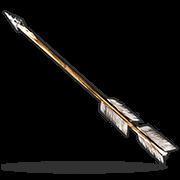 High Velocity Arrow