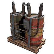 Medium Rechargable Battery