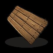 Medium Wooden Sign