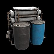 Powered Water Purifier