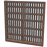 Prison Cell Wall