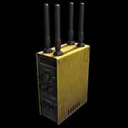 RF Broadcaster