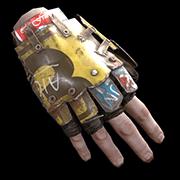 Road Sign Gloves