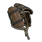 Wood Armor Helmet