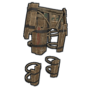 Wood Armor Pants