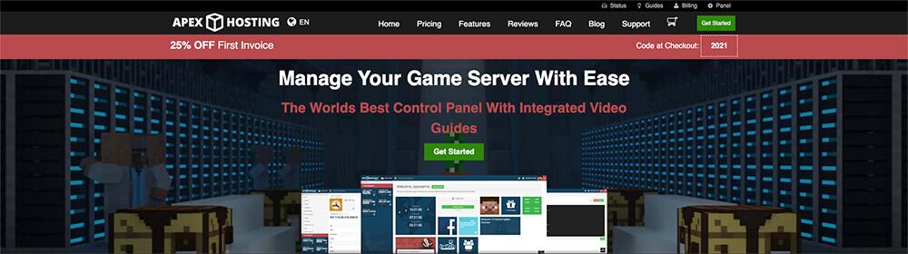 Top 10 Rust Server Hosting Providers - Apex Hosting