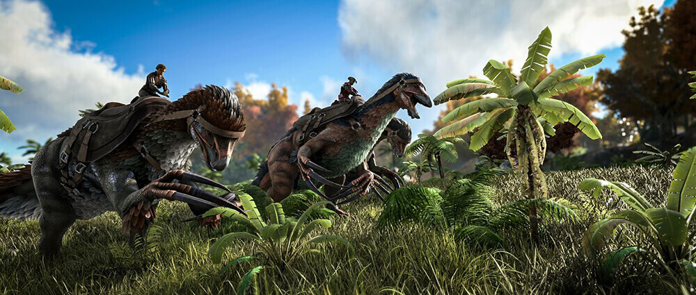 ARK: Survival Evolved - Top 5 Games Similar to Rust 2021
