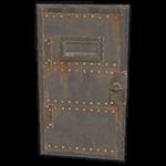 Rust - Armored Door