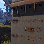 Rust - Armored Wall