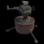 Rust - Auto Turret