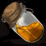Rust - Low Grade Fuel