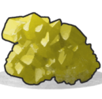Rust - Sulfur Cooked